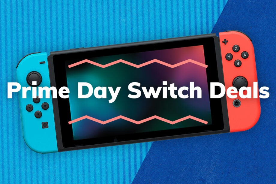 Best Prime Day Switch Deals All The Cheapest Nintendo Bundles And Games