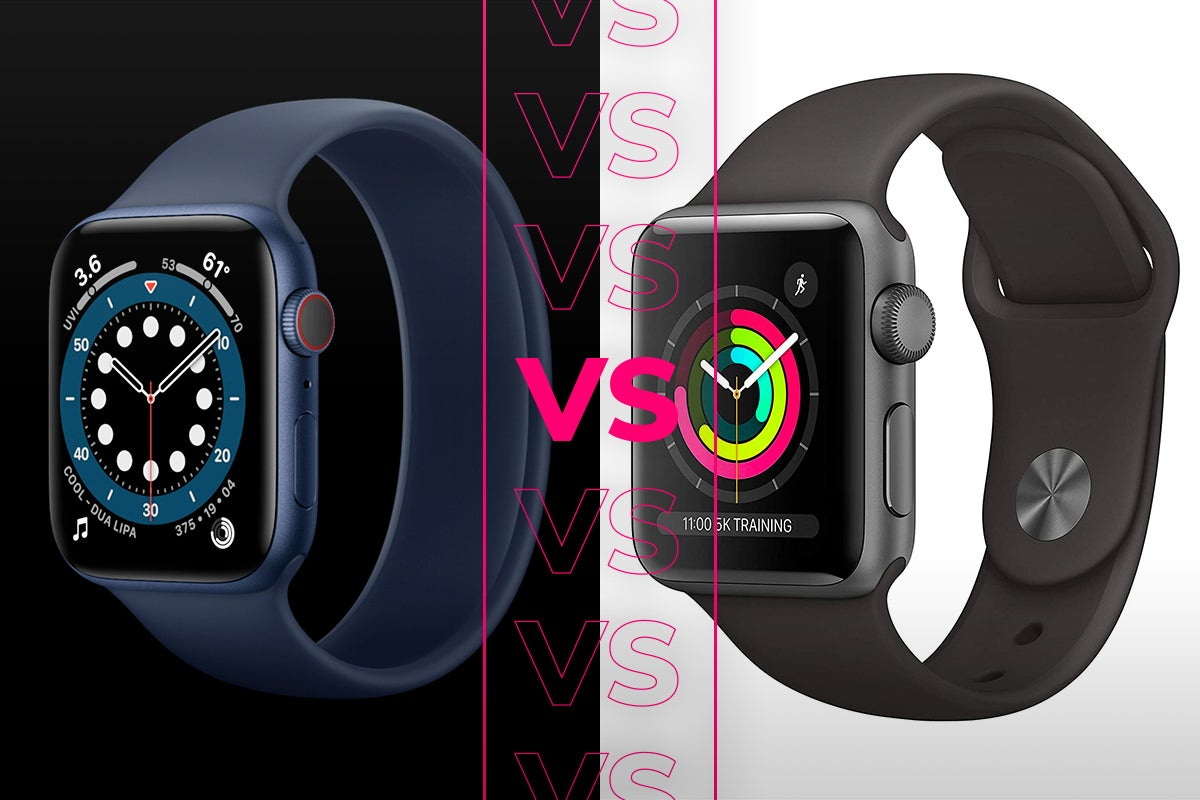 Apple Watch SE vs Apple Watch Series 3 – all the differences you need to know | Trusted Reviews