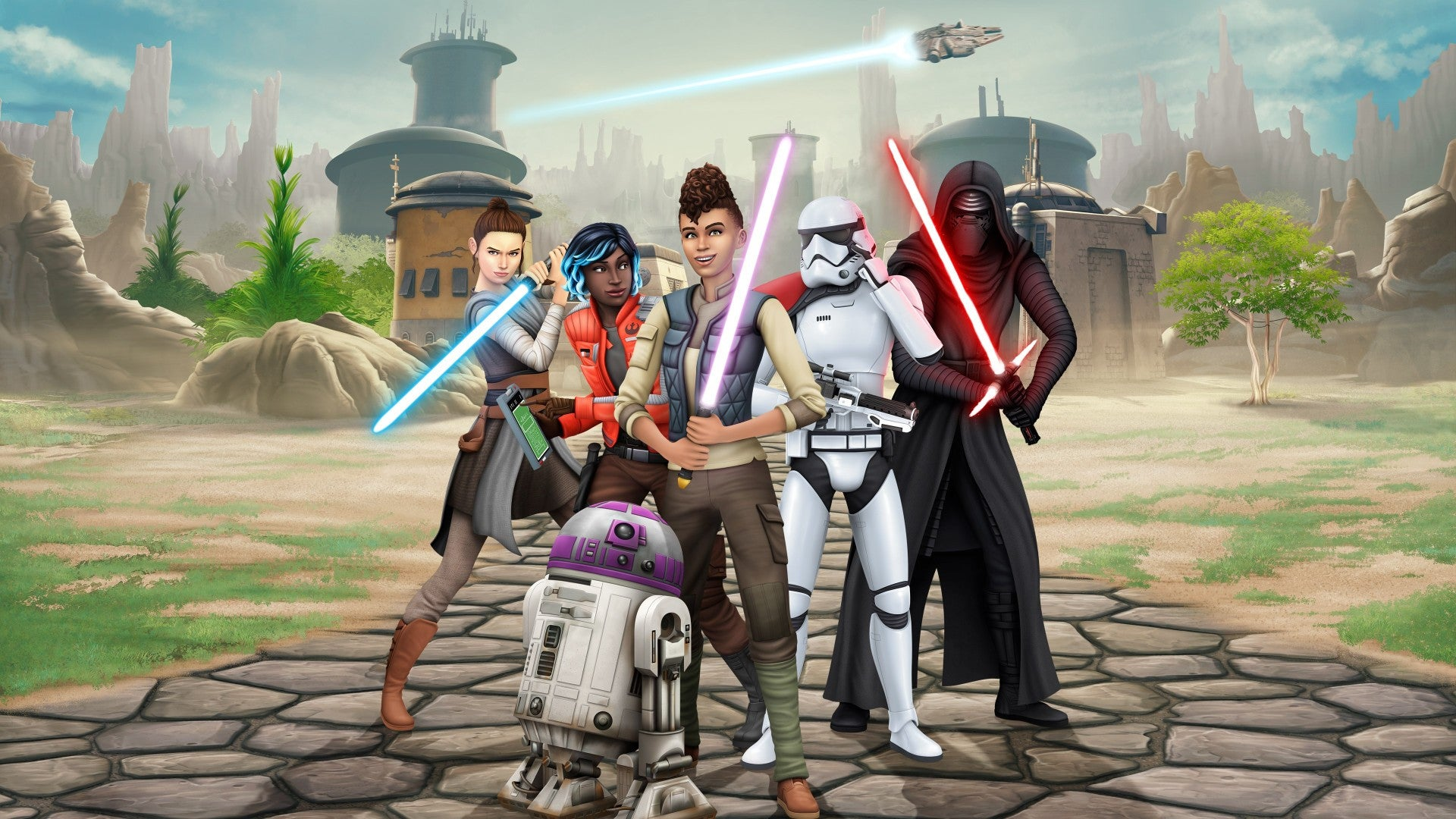 The Sims 4 Star Wars: Journey to Batuu Review | Trusted Reviews