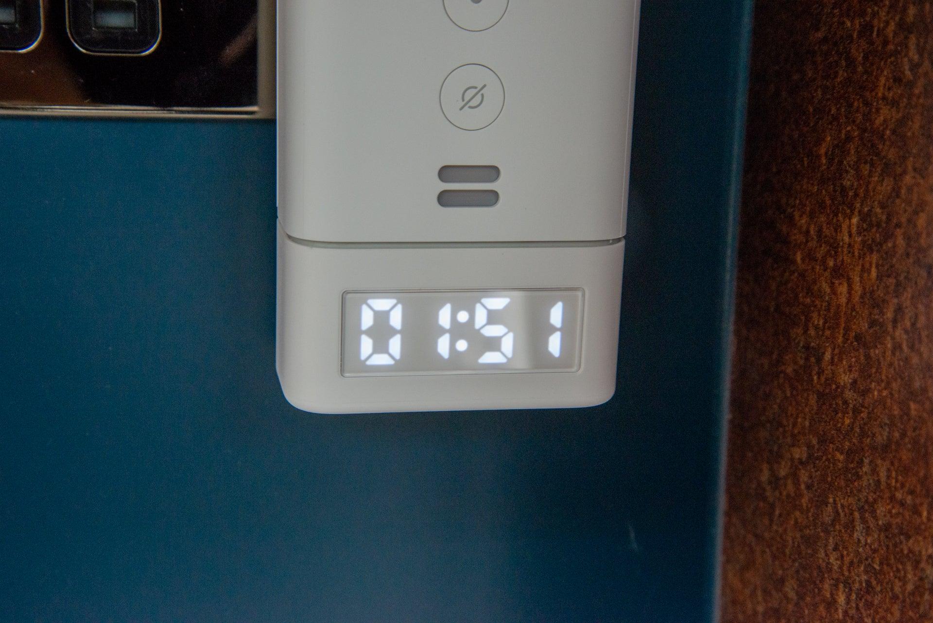 Smart Clock for Echo Flex clock timer