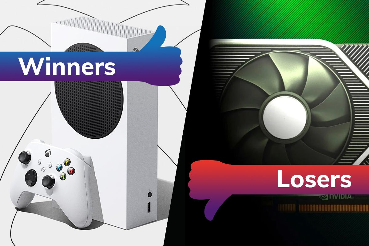 Winner and Losers: Xbox ups its games while Nvidia RTX 3080 hunters come up empty | Trusted Reviews