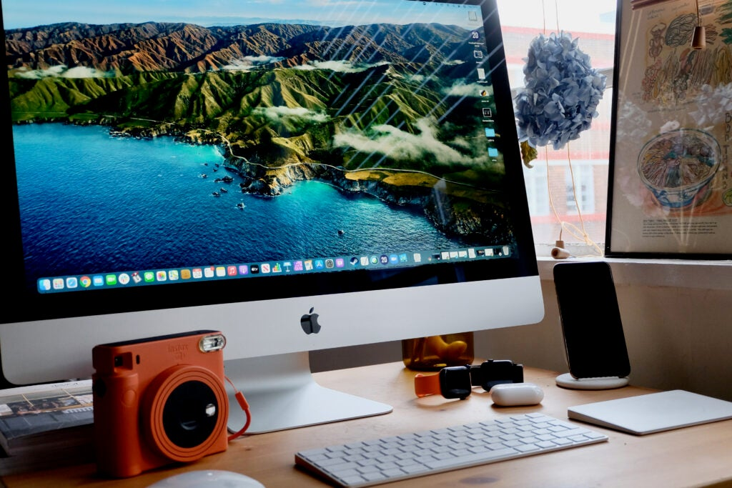 Olemme saaneet sormemme ristiin, että Apple lisää vihdoin kosketusnäytön tuen iMaciin