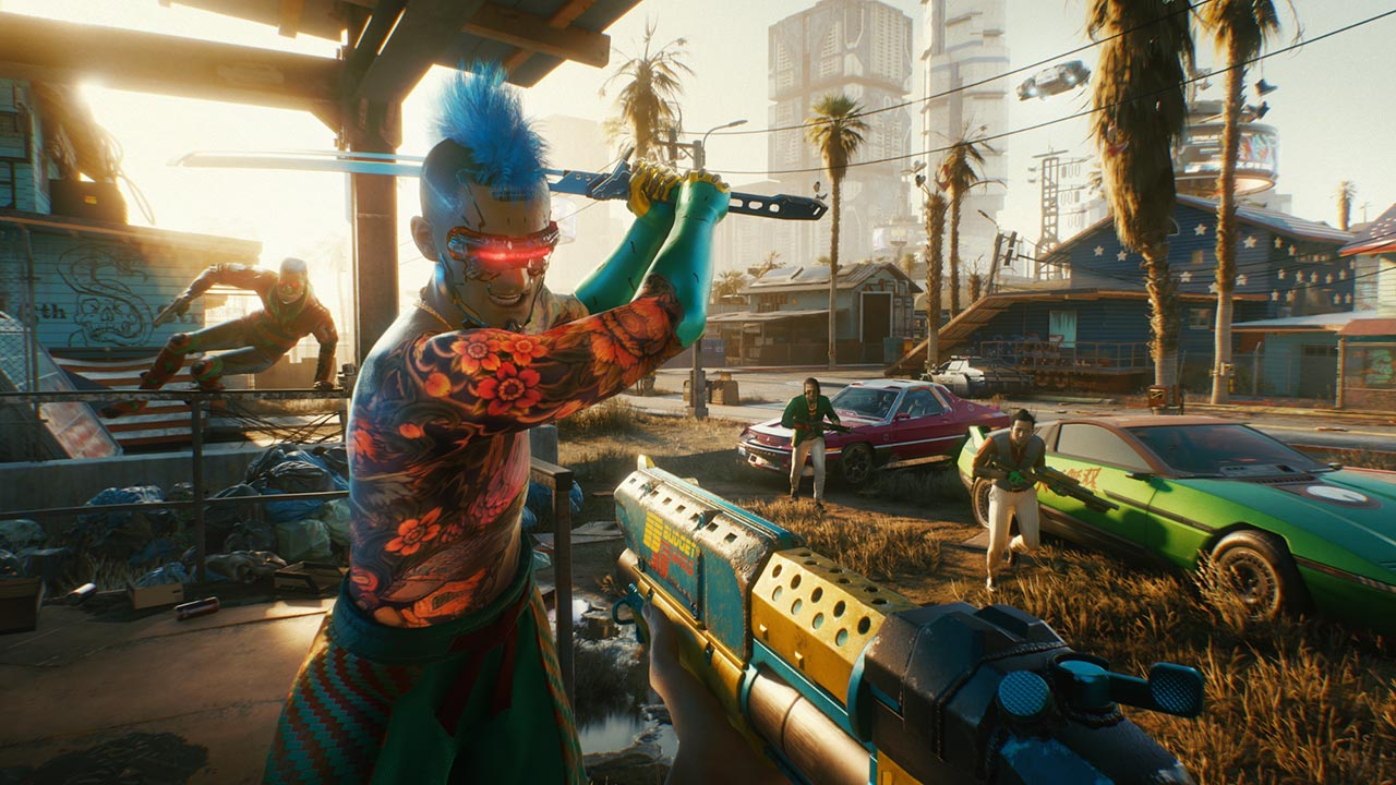 Cyberpunk 2077 is shorter because so many players didn't finish The Witcher 3   Trusted Reviews
