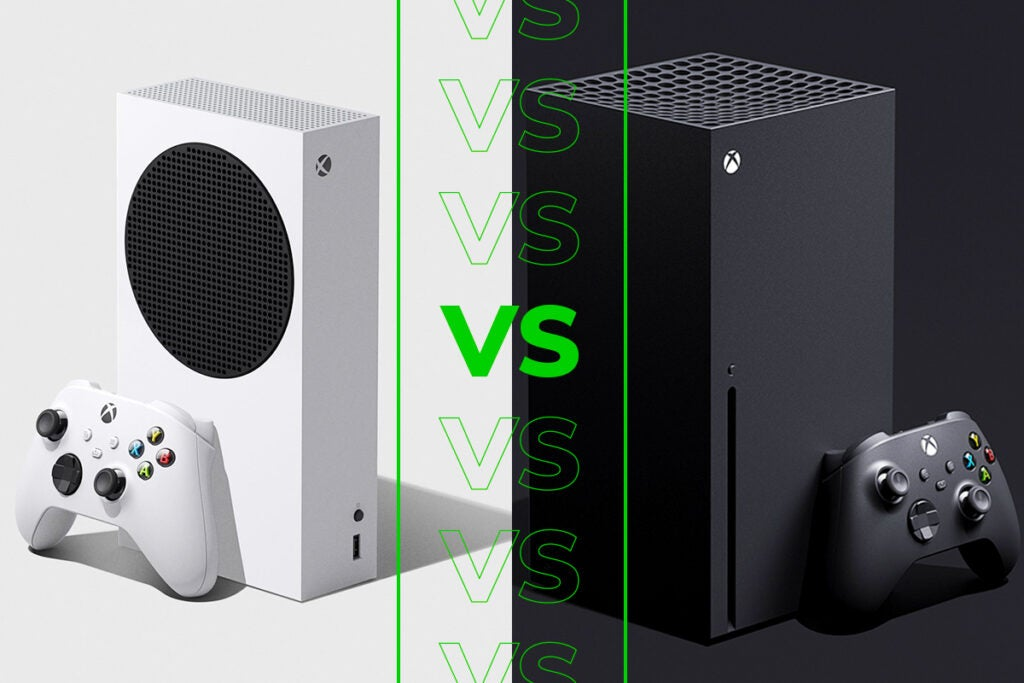 Xbox Series X Vs Xbox Series S What S The Difference