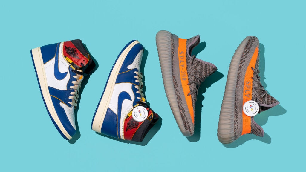 Classic trainers are big business – here's how eBay is dealing with fakes