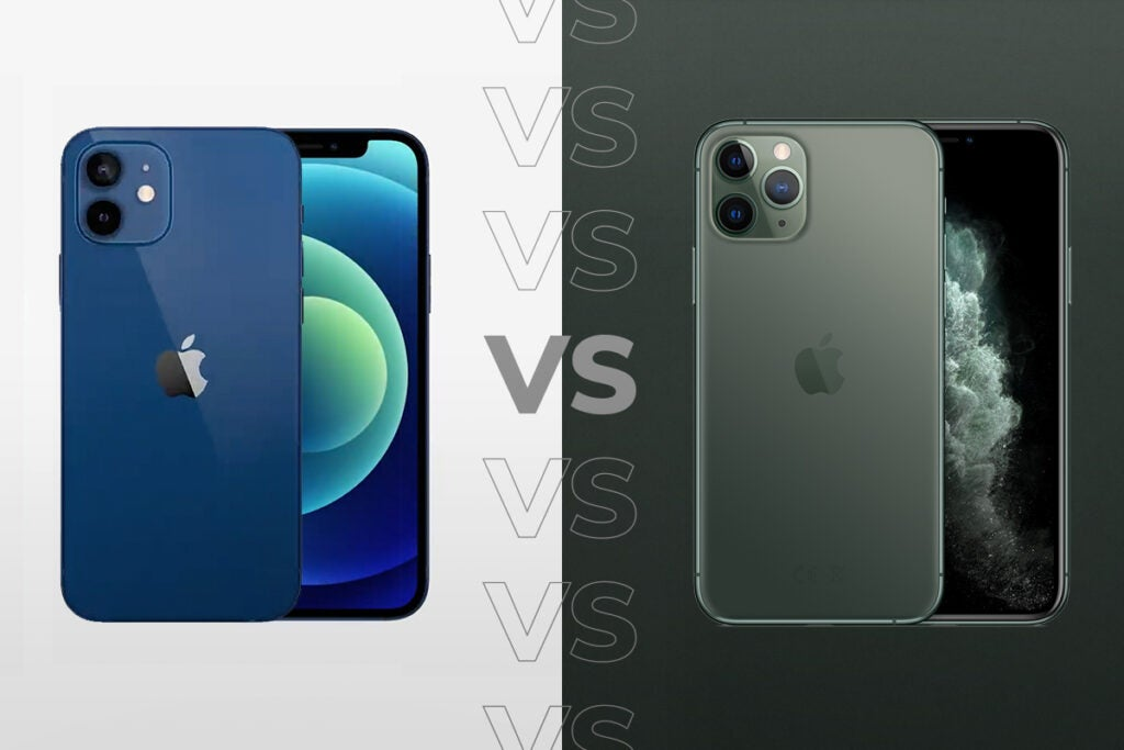iPhone 12 vs iPhone 11 Pro: 4 massive differences