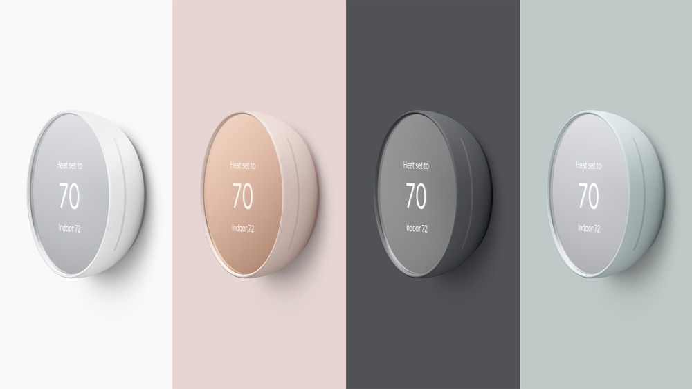 New Nest Thermostat has motion sensors, touch controls and an unbeatable price