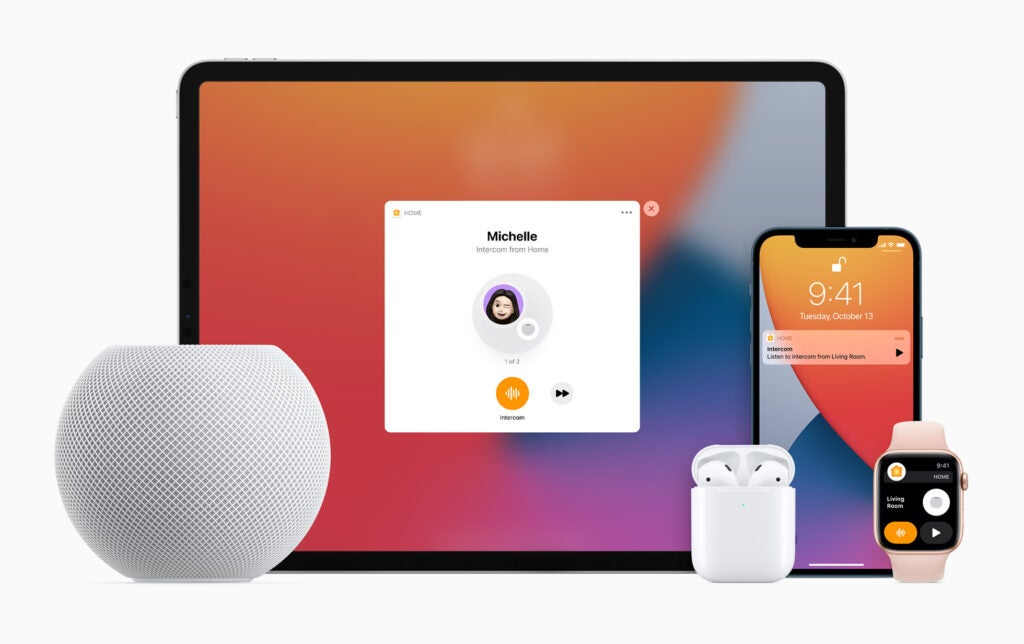 What is Apple Intercom? HomePod Mini's coolest new feature revealed