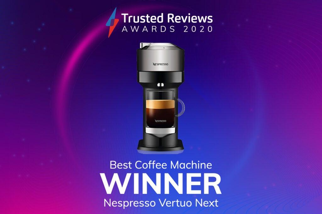 Best Coffee Machine 2020 Award Winner