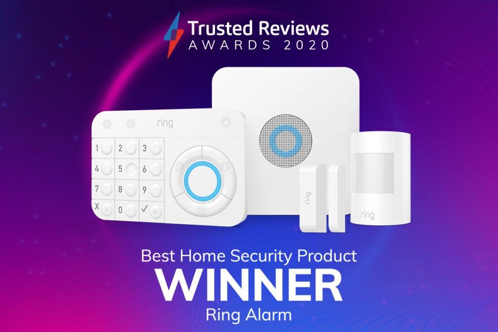 Best Smart Security 2020 Award Winner