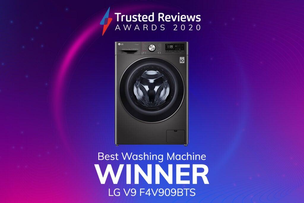 Best Washing Machine 2020 Award Winner