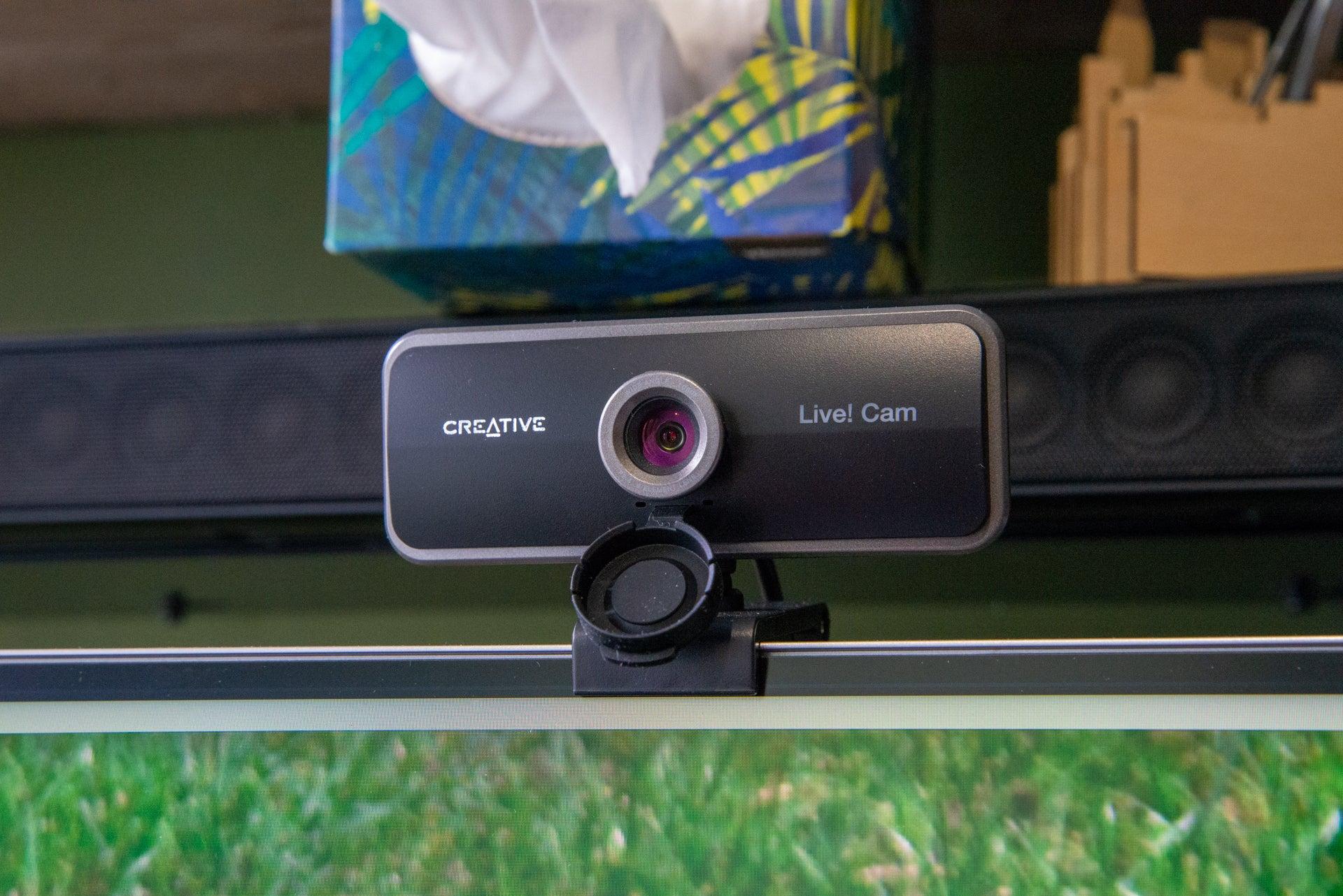 Creative Live! Cam Sync 1080p side