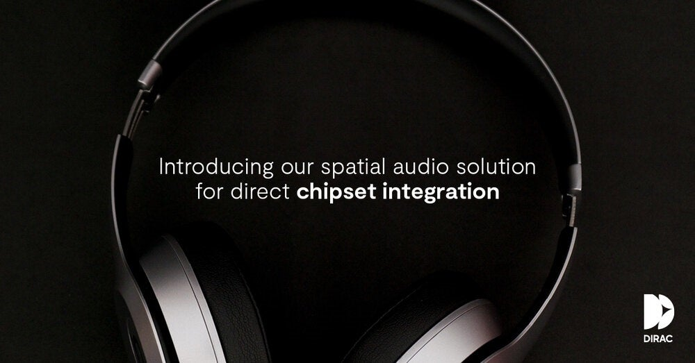 Dirac brings its spatial audio tech to wireless headphones