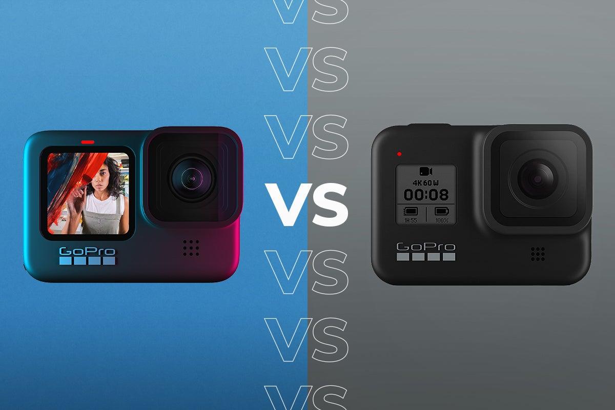 Gopro Hero 9 Black Vs Gopro Hero 8 Black Which Camera Is Better