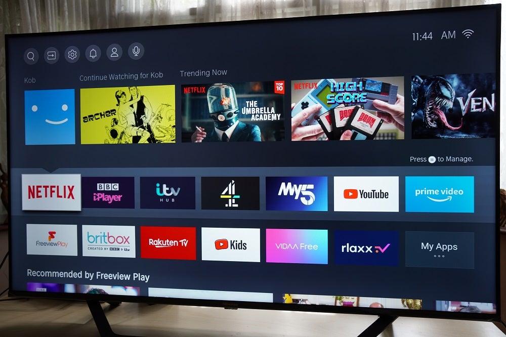Hisense A7500F (50A7500FTUK) 4K TV review   Trusted Reviews