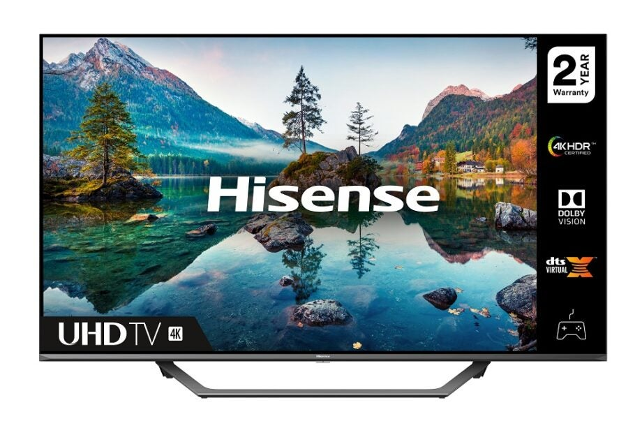 Análisis Televisor Hisense A7500FTUK