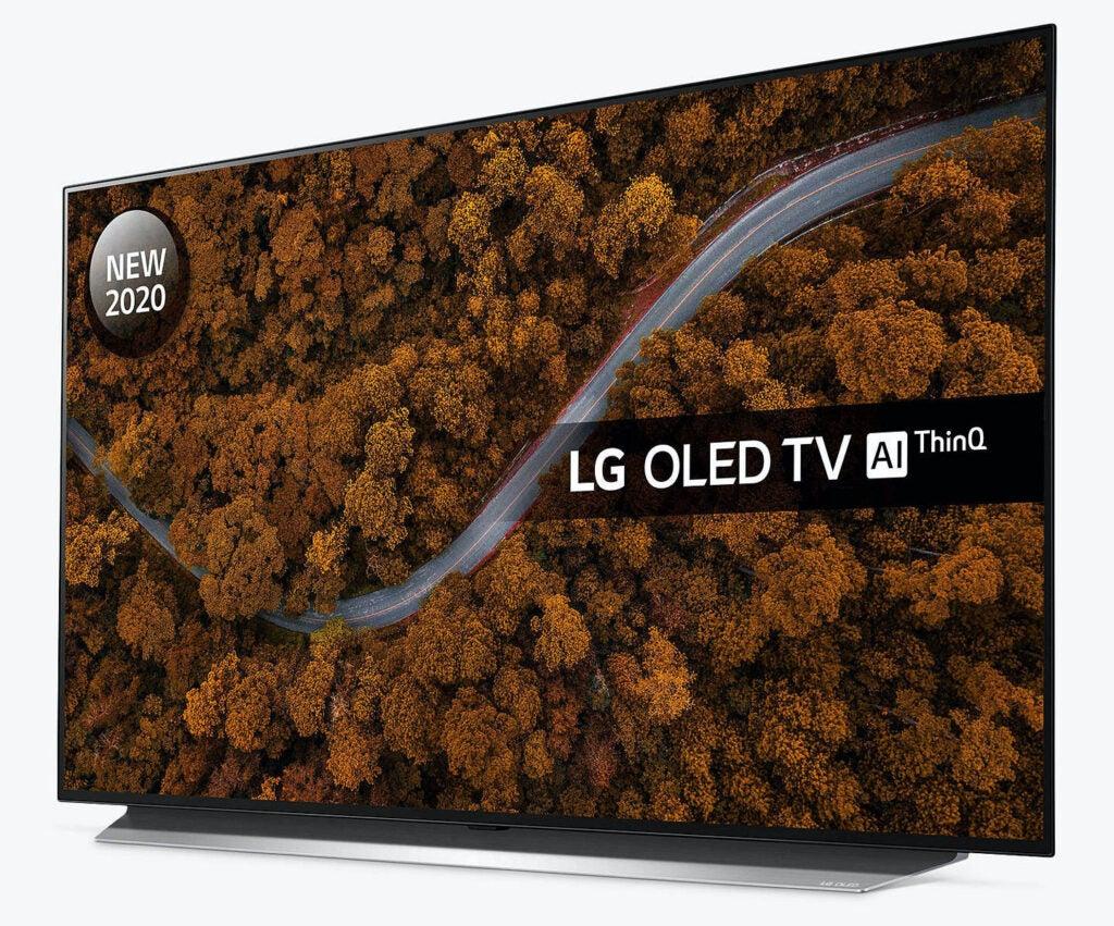 LG 48 CX OLED