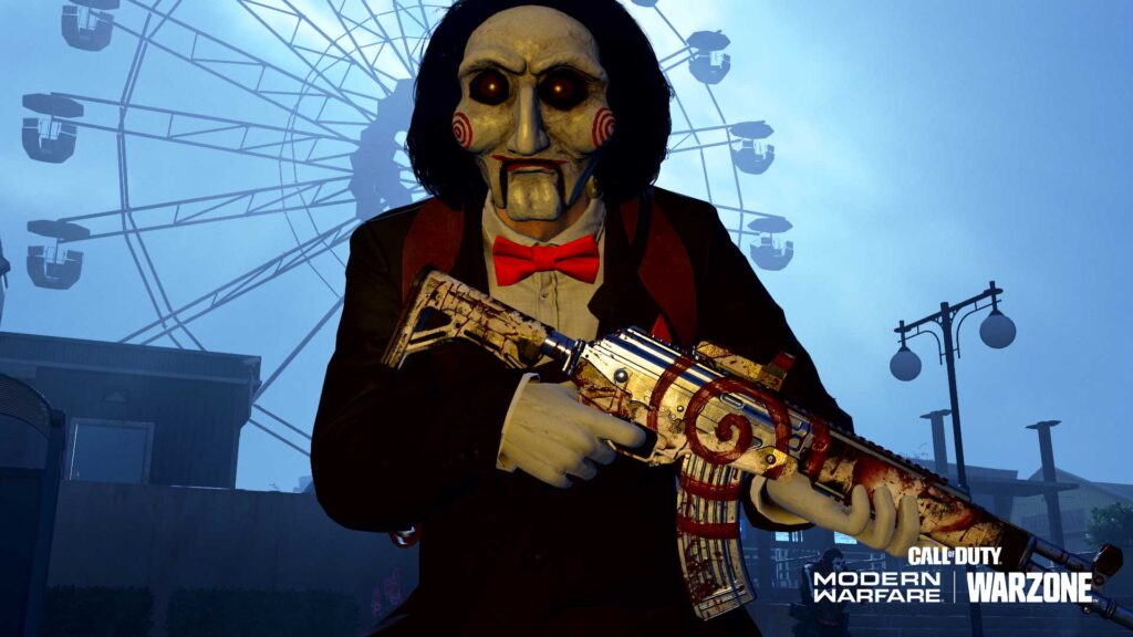 """Warzone's 'Haunting of Verdansk"""" introduces a spooky map variant, iconic horror skins and more"""