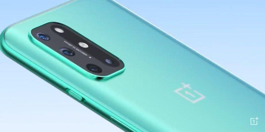 OnePlus 8T Design