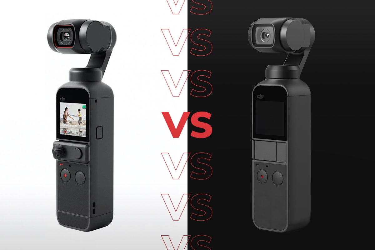 DJI Pocket 2 vs DJI Osmo Pocket: Which vlogging camera is best