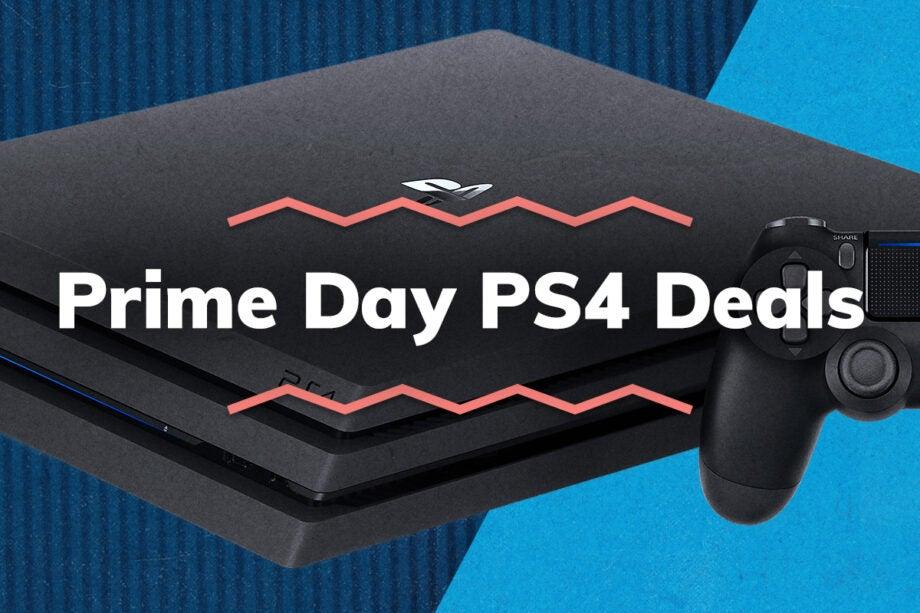 Amazon Prime Day PS4 Deals