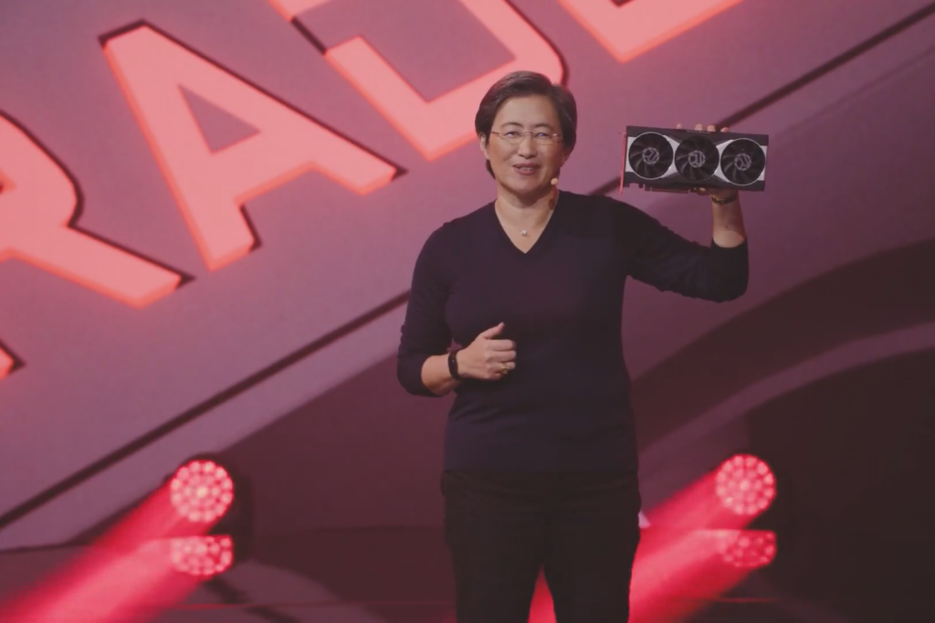 AMD Big Navi AMD Radeon RX 6800 XT