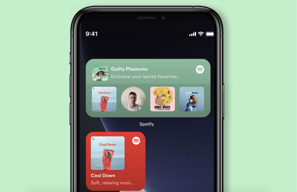 Spotify's iOS 14 widget feels incomplete, but that's on Apple