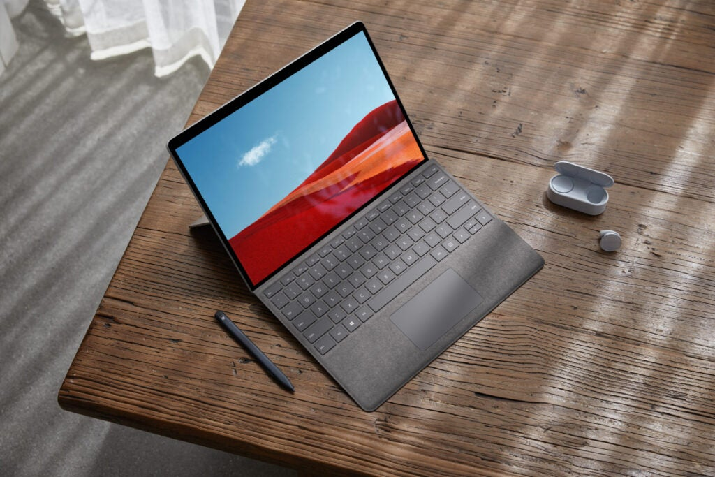 Surface Pro X 2020