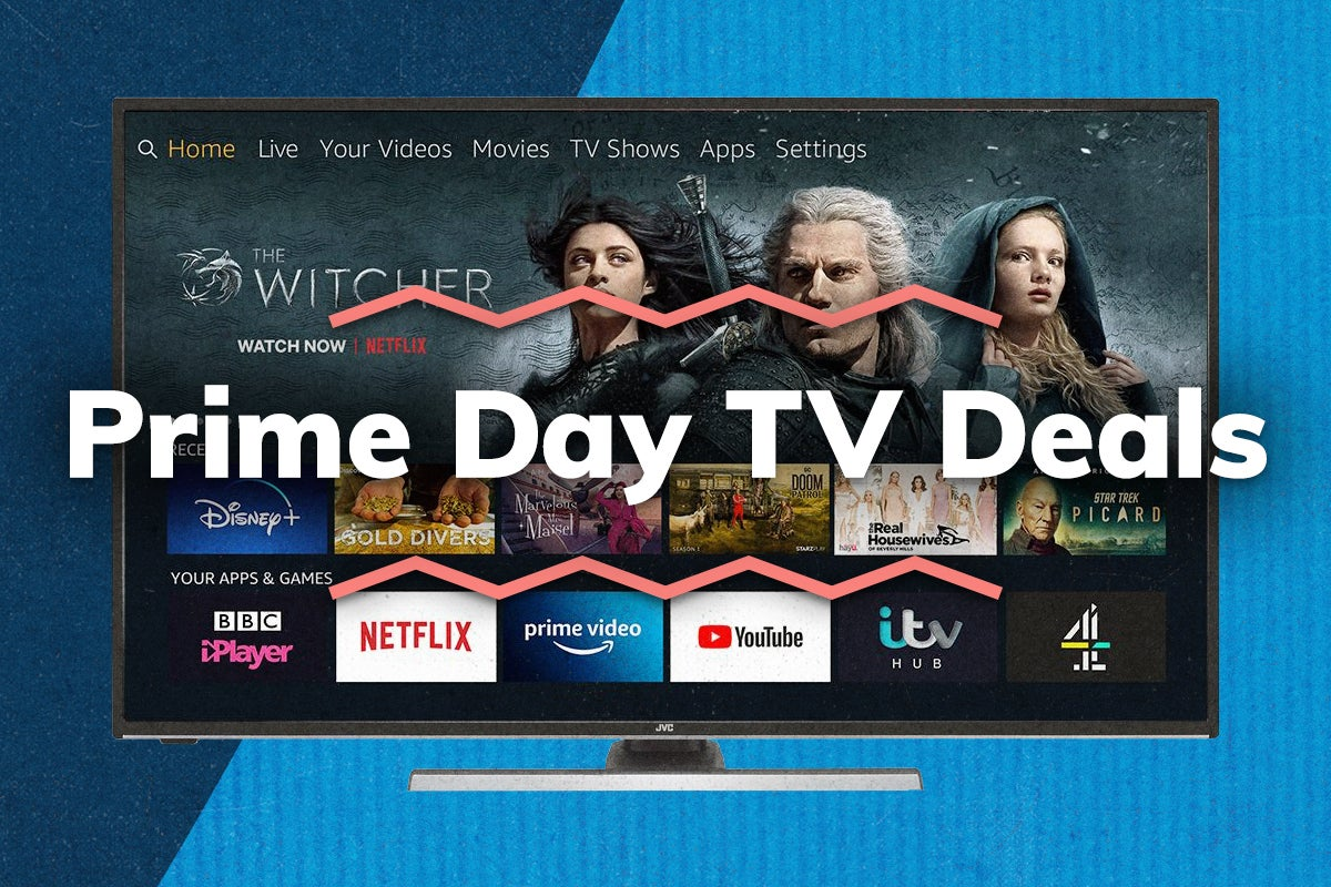 Best Prime Day Tv Deals 2020 Save On Oled And 8k Tvs