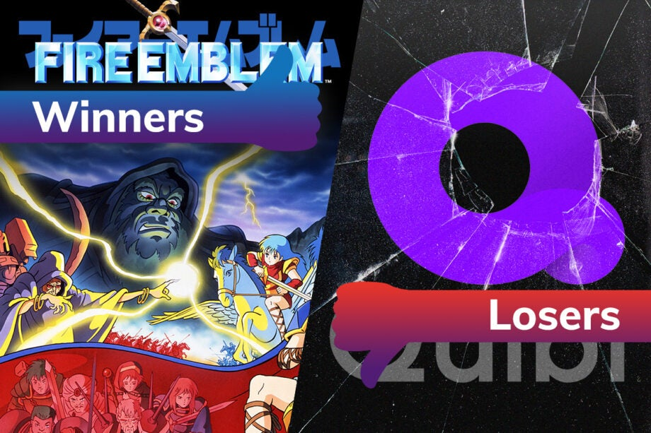 Winners and Losers Fire Emblem Quibi