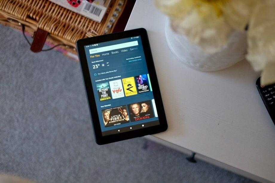 Fire HD Plus