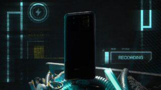 Cyberpunk 2077 phone