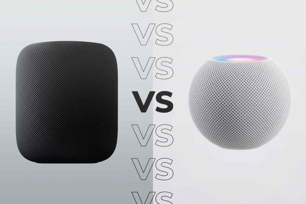 HomePod mini vs HomePod: What's the difference between the Apple speakers?