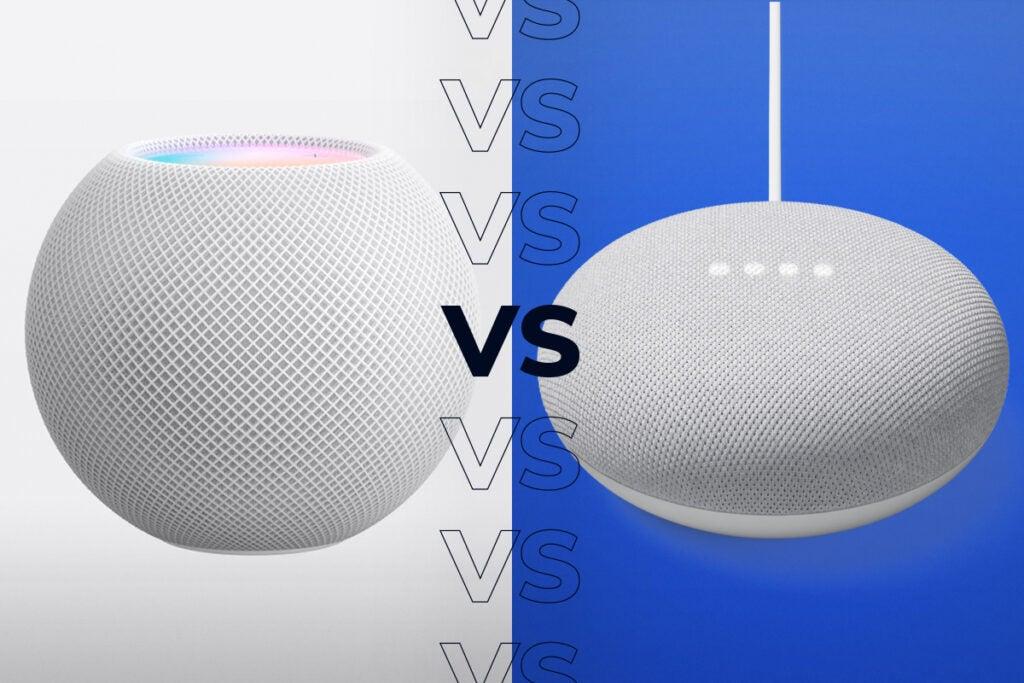 Apple HomePod Mini vs Google Nest Mini: 4 key things to know