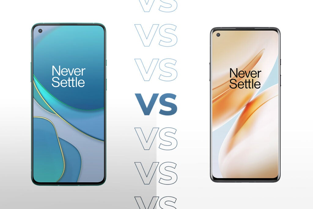 OnePlus 8T vs OnePlus 8: There are 5 key differences