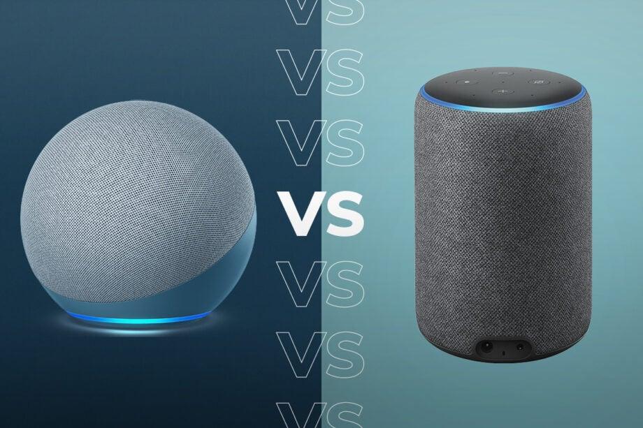 Echo 4th Gen vs Echo 3rd Gen