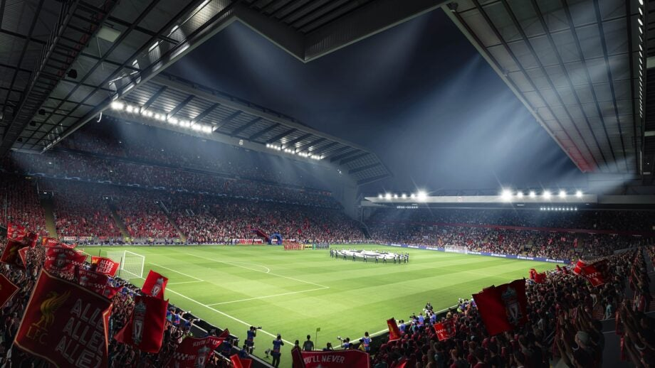 Anfield Liverpool FIFA 21 PS5