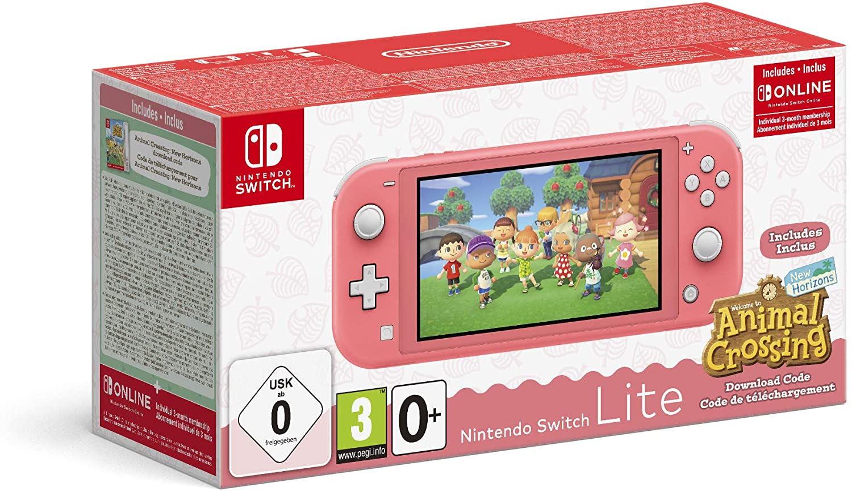 Nintendo Switch Lite Black Friday Bundle: Get Animal ...