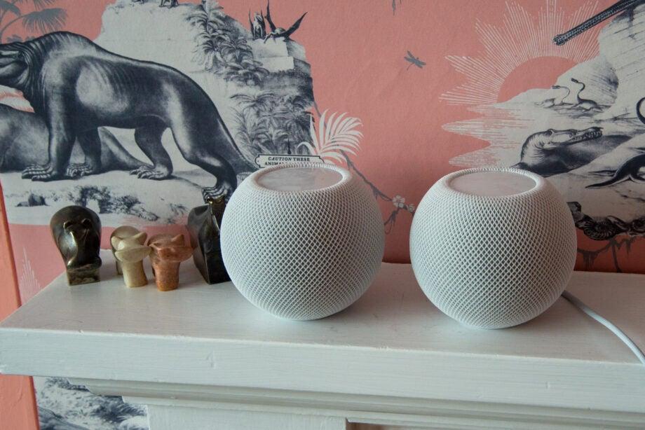 Apple HomePod Mini Stereo Pair