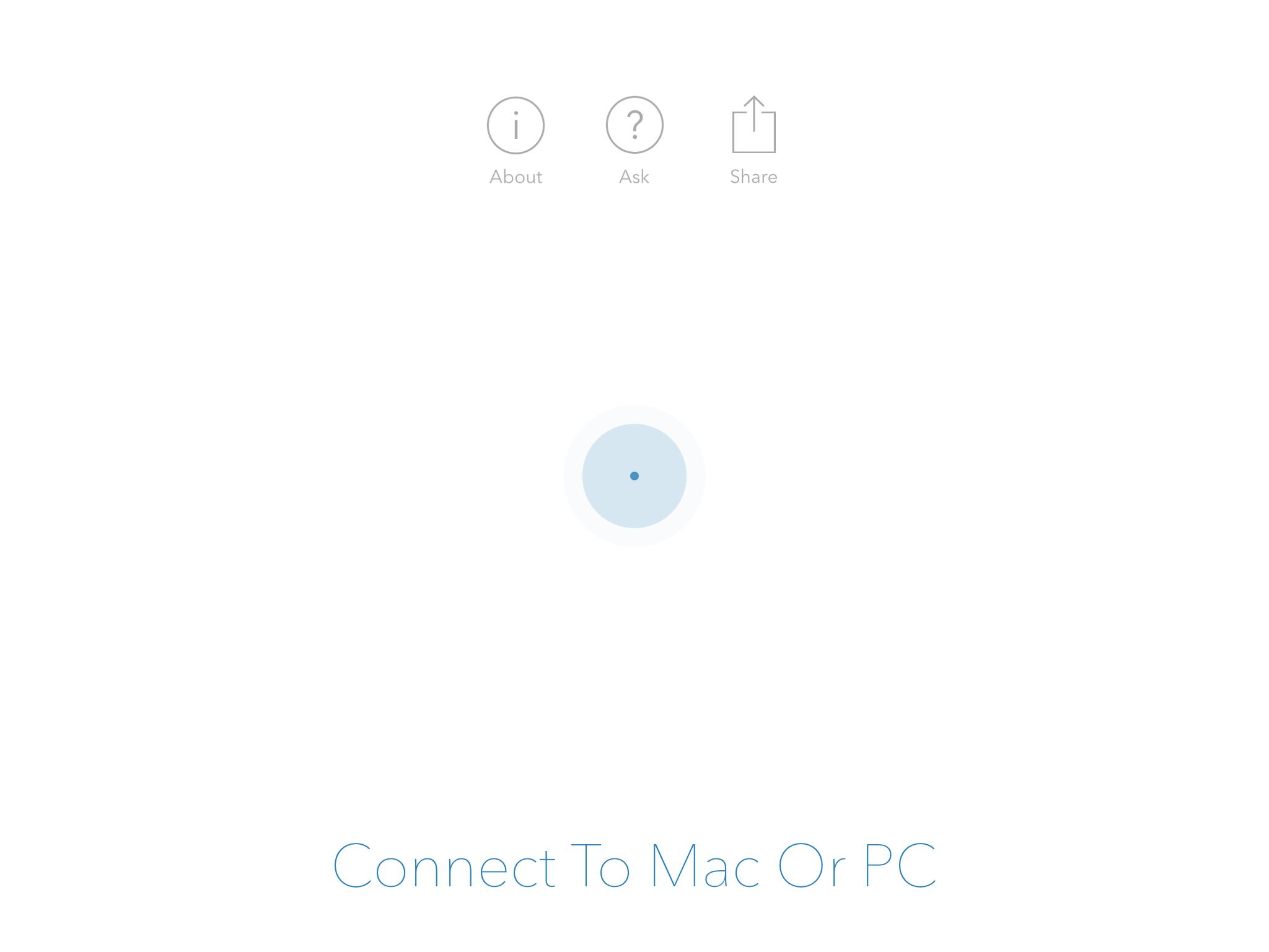 Duet Display iPad
