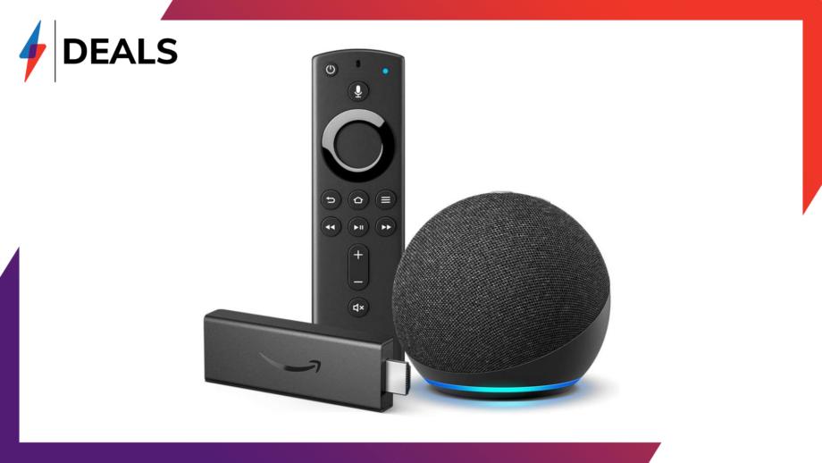 Echo Dot Fire TV Bundle