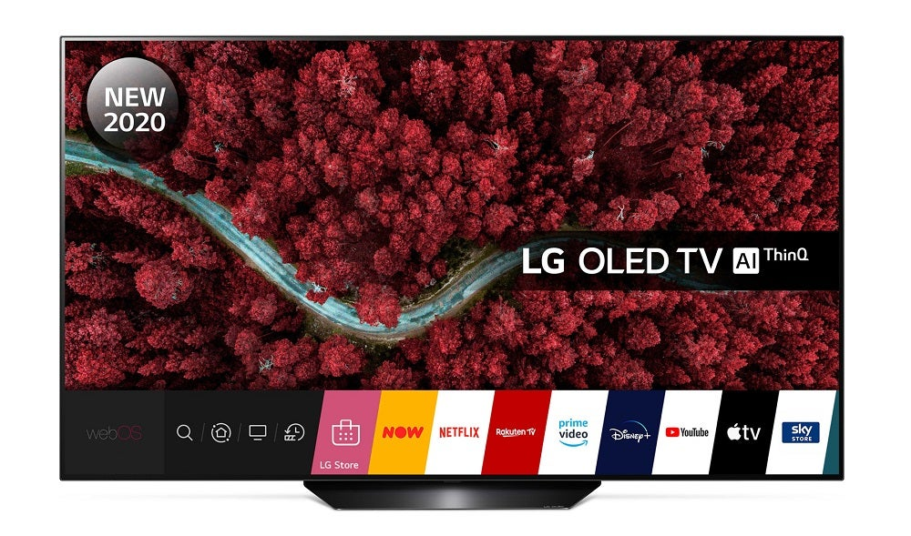 LG BX (OLED55BX) 4K TV review   Trusted Reviews