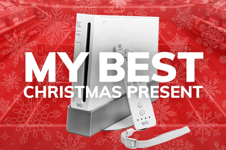 Best Christmas Present Wii