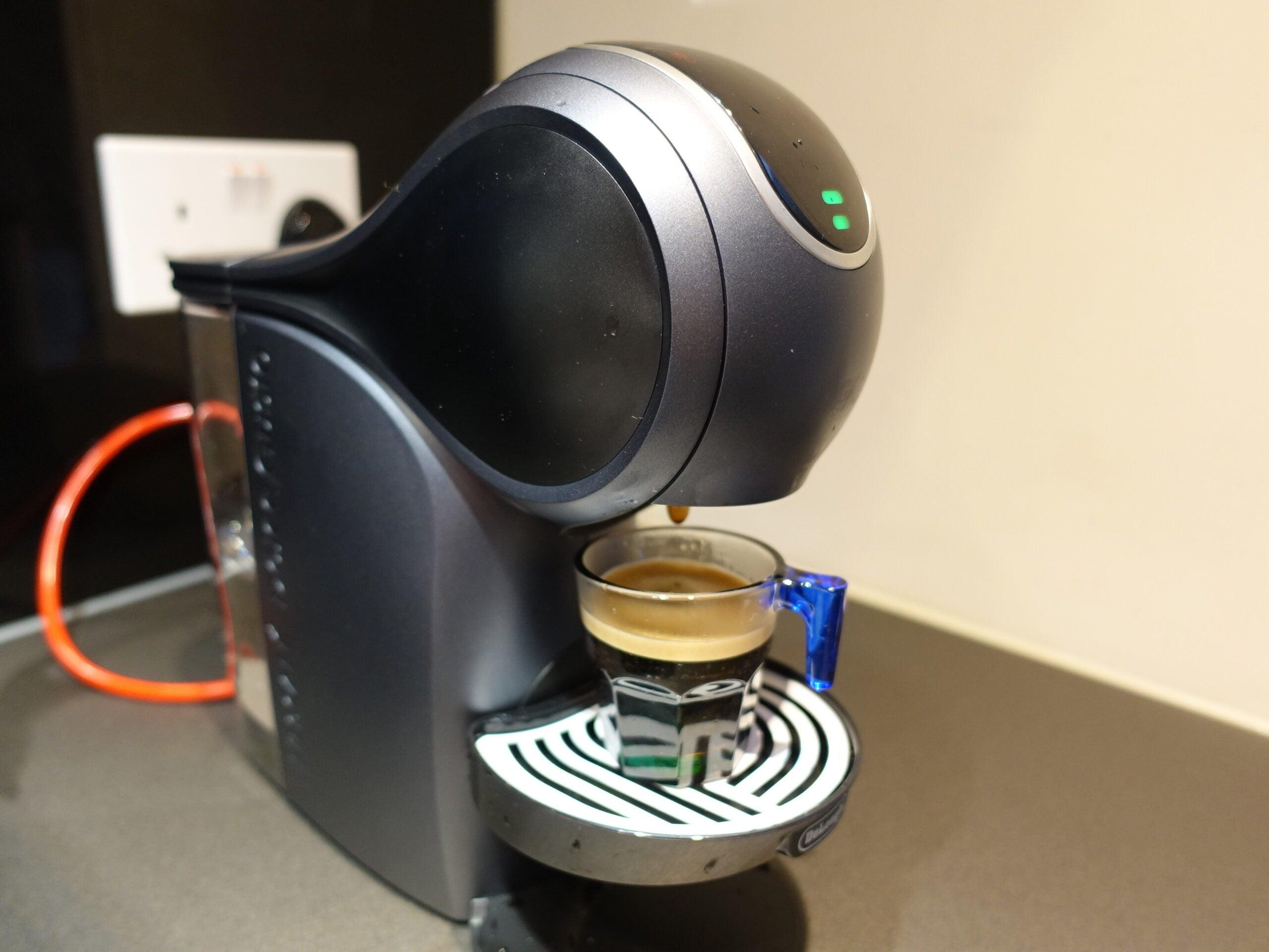 De'Longhi Nescafé Dolce Gusto Genio S Touch espresso