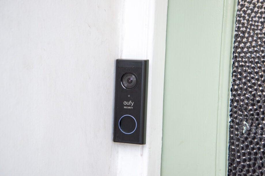 Eufy Video Doorbell 2K (Battery-powered) hero