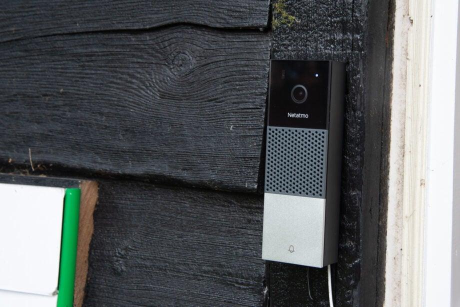 Netatmo Smart Video Doorbell hero