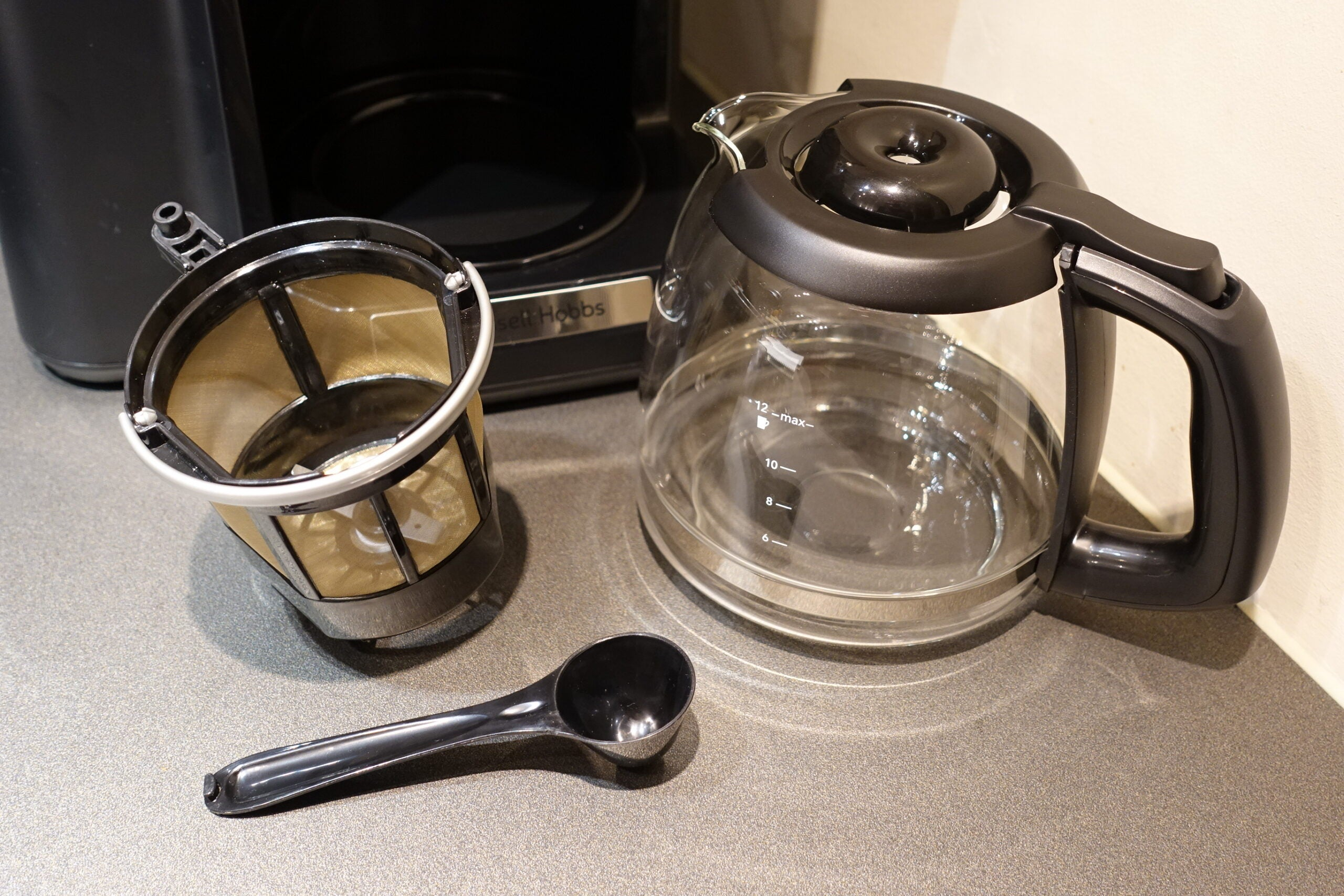 Russell Hobbs Grind and Brew parts