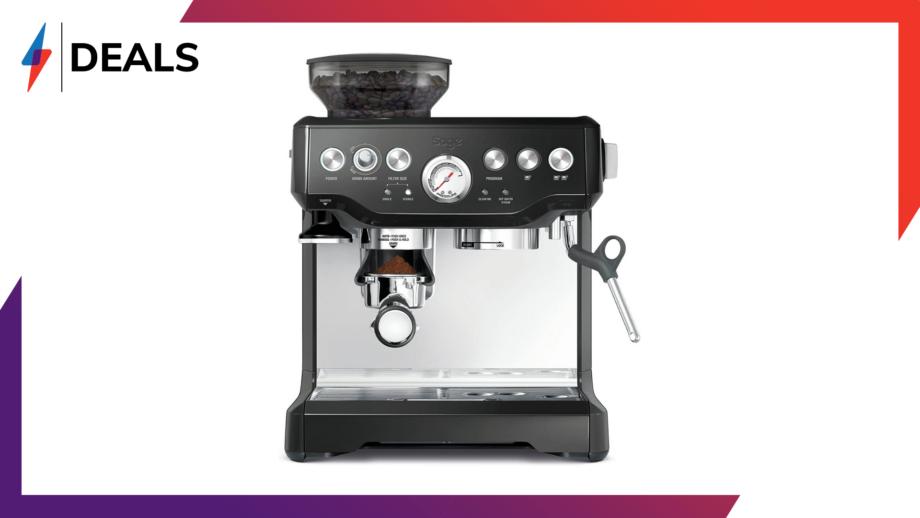 Sage The Barista Express Coffee Machine Deal