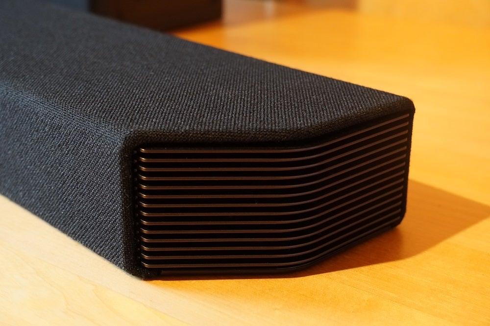 Samsung HW-Q900T side-firing speakers