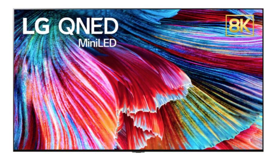 LG Mini LED QNED LCD